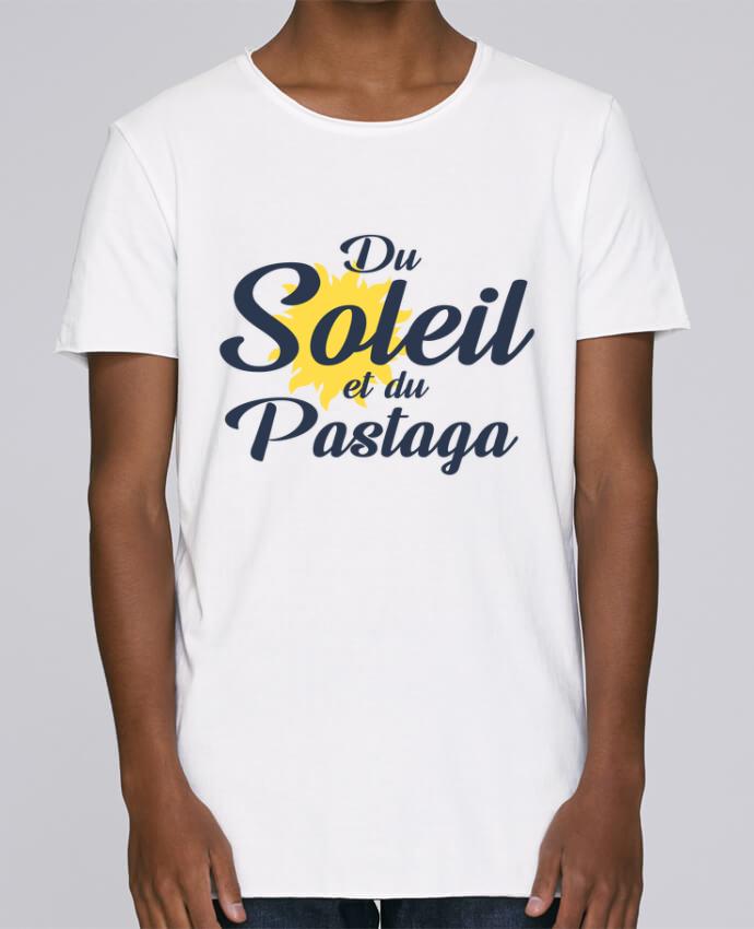 T-shirt Homme Oversized Stanley Skates Du soleil et du pastaga par tunetoo