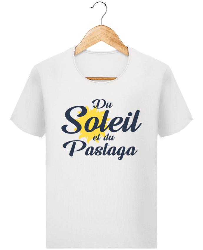 T-shirt Homme Stanley Imagines Vintage Du soleil et du pastaga par tunetoo