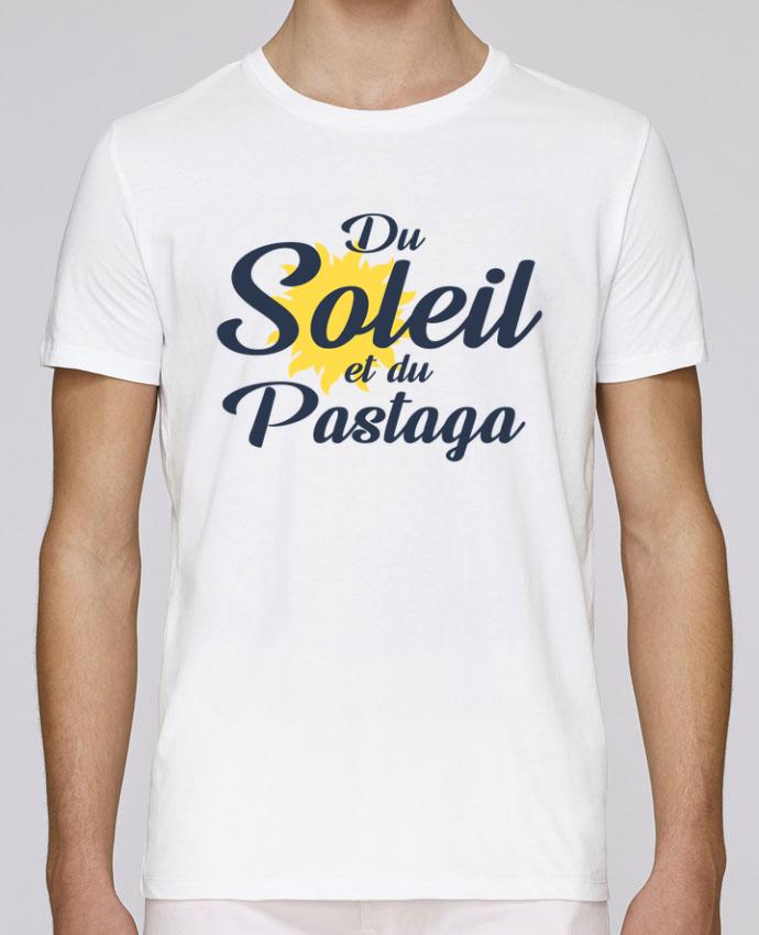 T-Shirt Col Rond Stanley Leads Du soleil et du pastaga par tunetoo