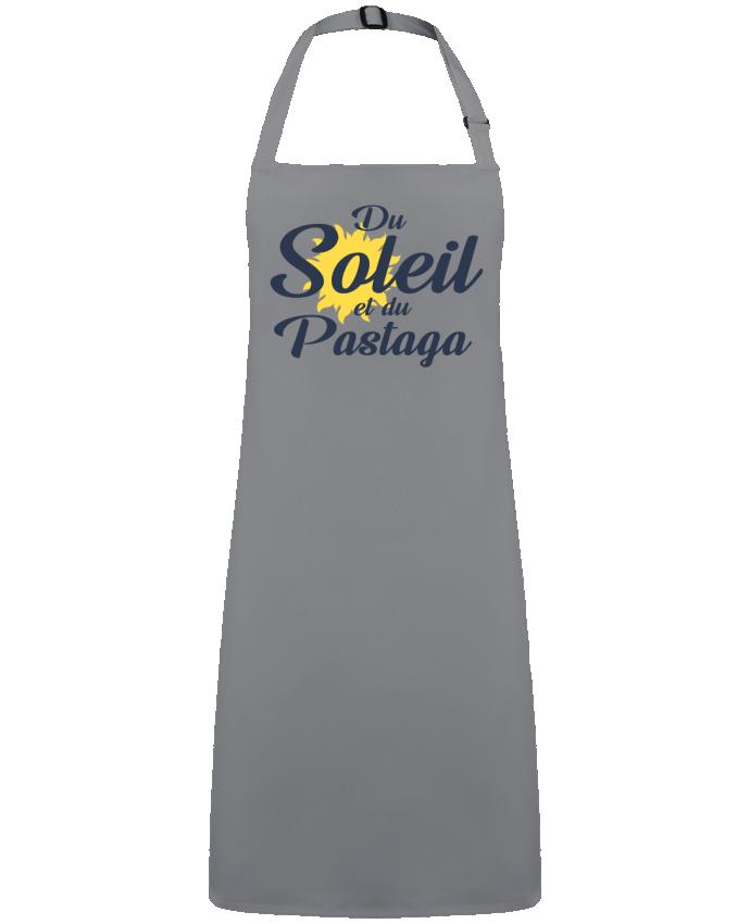 Tablier Sans Poche Du soleil et du pastaga par  tunetoo
