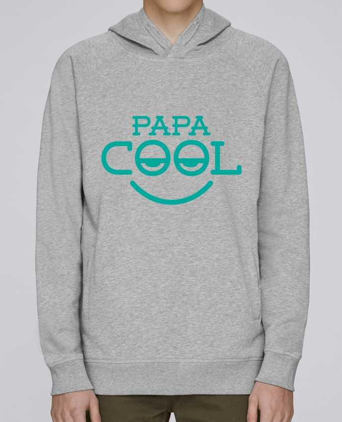 Sweat Capuche Homme Stanley Base Papa cool par tunetoo