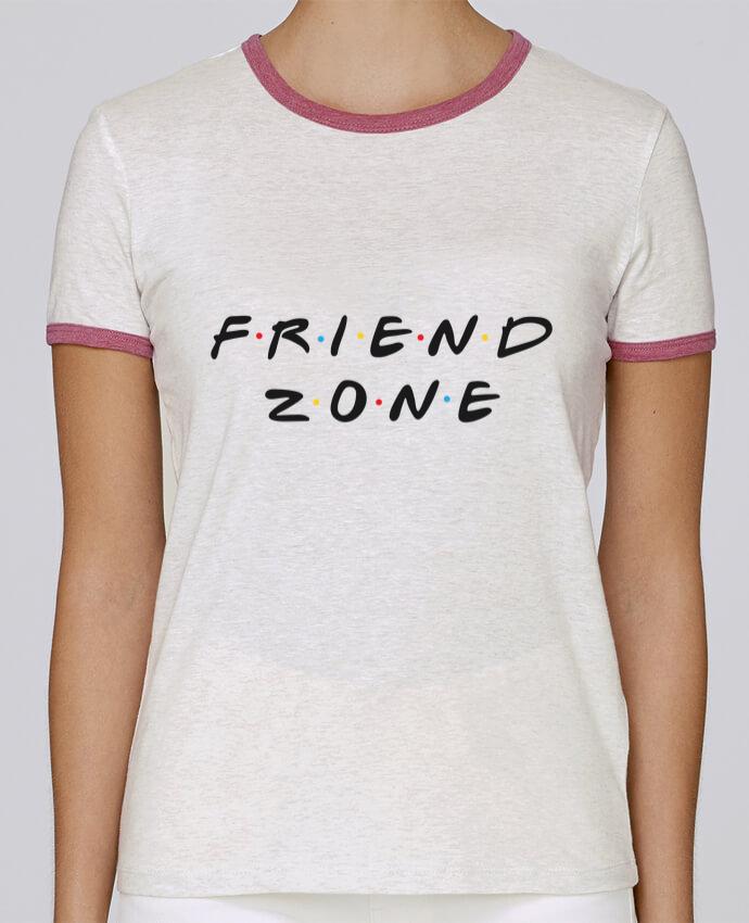 T-shirt Femme Stella Returns FRIENDZONE pour femme par tunetoo