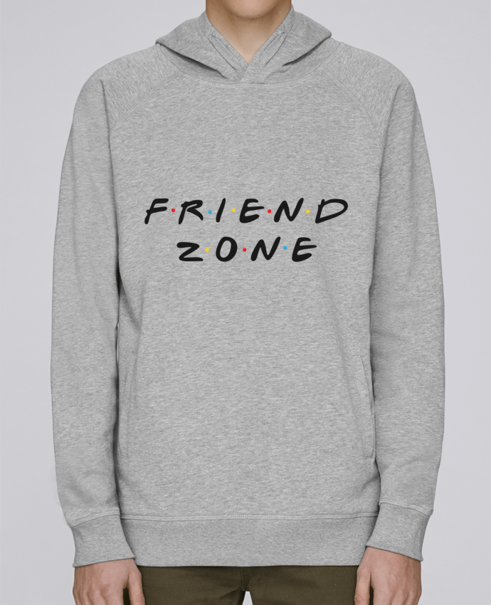 Sweat Capuche Homme Stanley Base FRIENDZONE par tunetoo