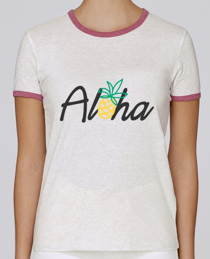 T-shirt Femme Stella Returns Aloha pour femme par tunetoo
