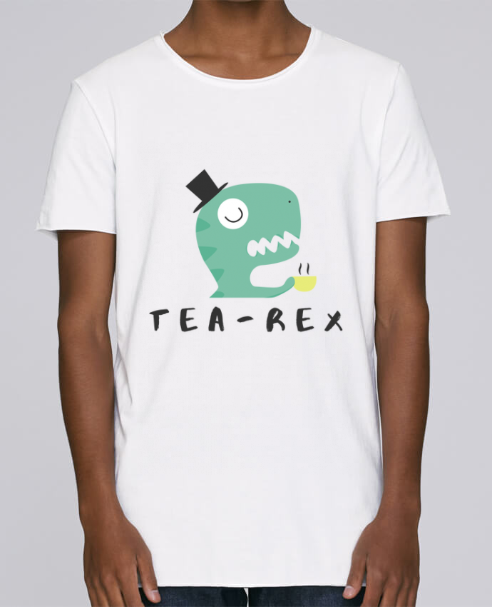 T-shirt Homme Oversized Stanley Skates Tea-rex par tunetoo