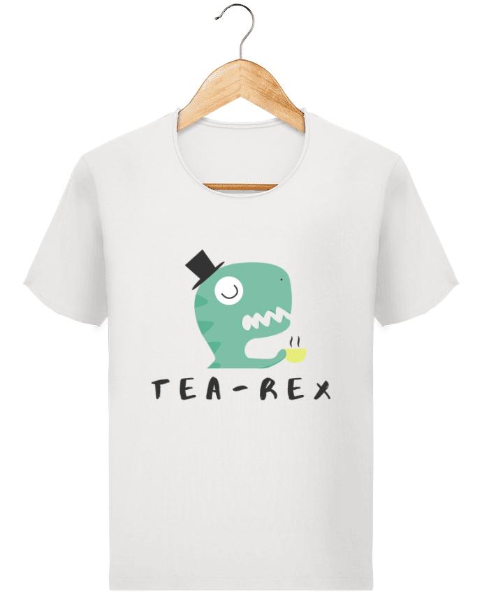 T-shirt Homme Stanley Imagines Vintage Tea-rex par tunetoo