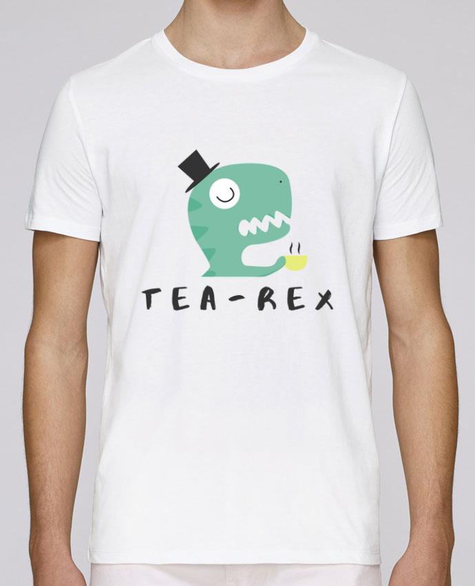 T-Shirt Col Rond Stanley Leads Tea-rex par tunetoo