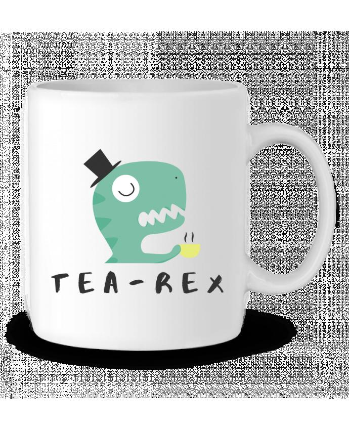 Mug en Céramique Tea-rex par tunetoo