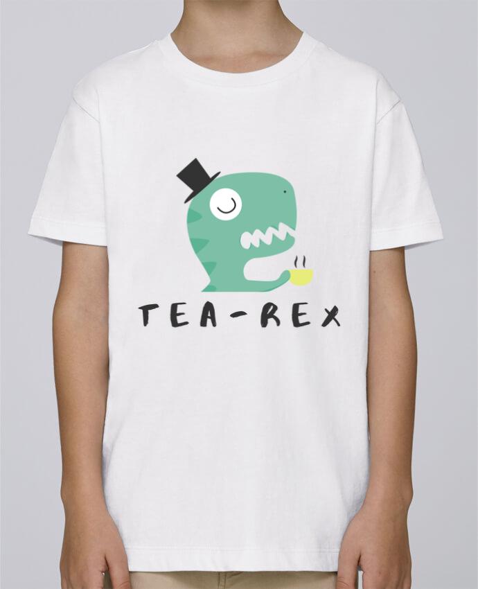 Tee Shirt Garçon Stanley Mini Paint Tea-rex par tunetoo
