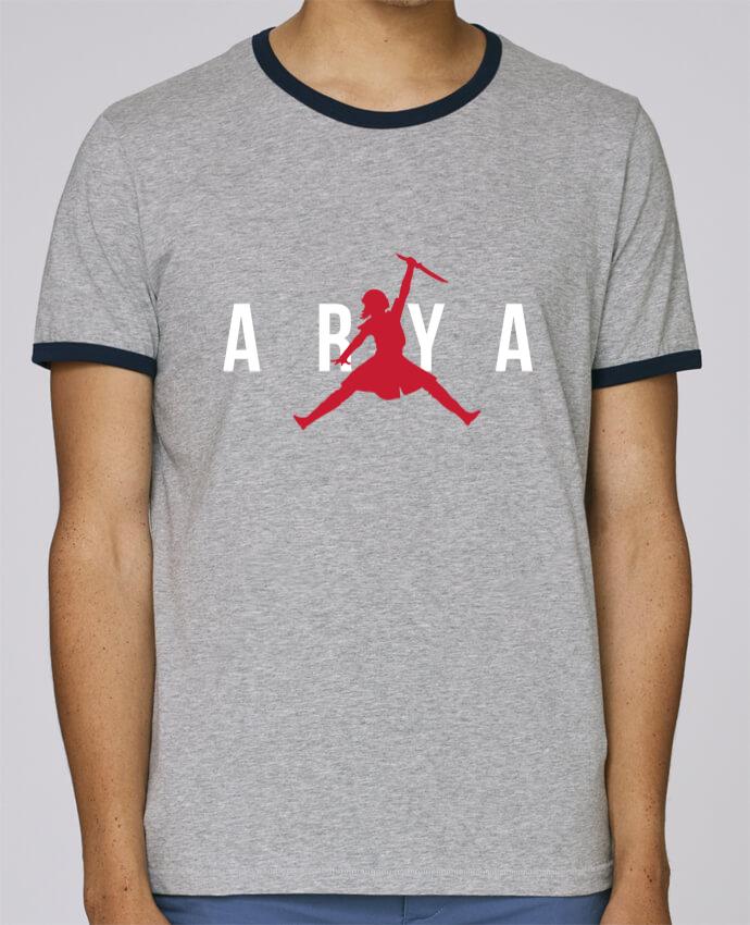 T-Shirt Ringer Contrasté Homme Stanley Holds Air Jordan ARYA pour femme par tunetoo