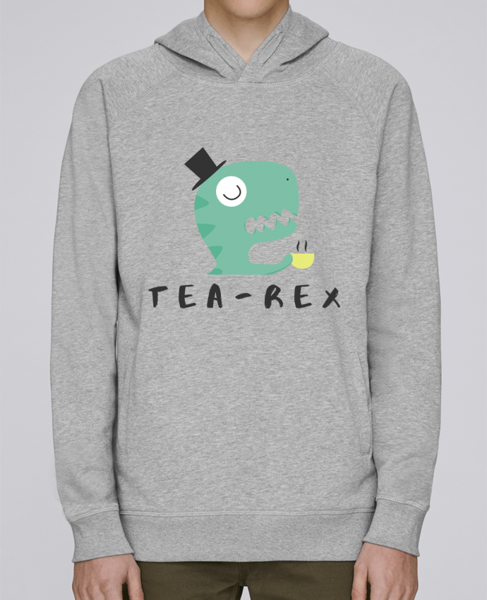 Sweat Capuche Homme Stanley Base Tea-rex par tunetoo