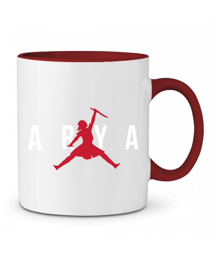 Mug en Céramique Bicolore Air Jordan ARYA tunetoo