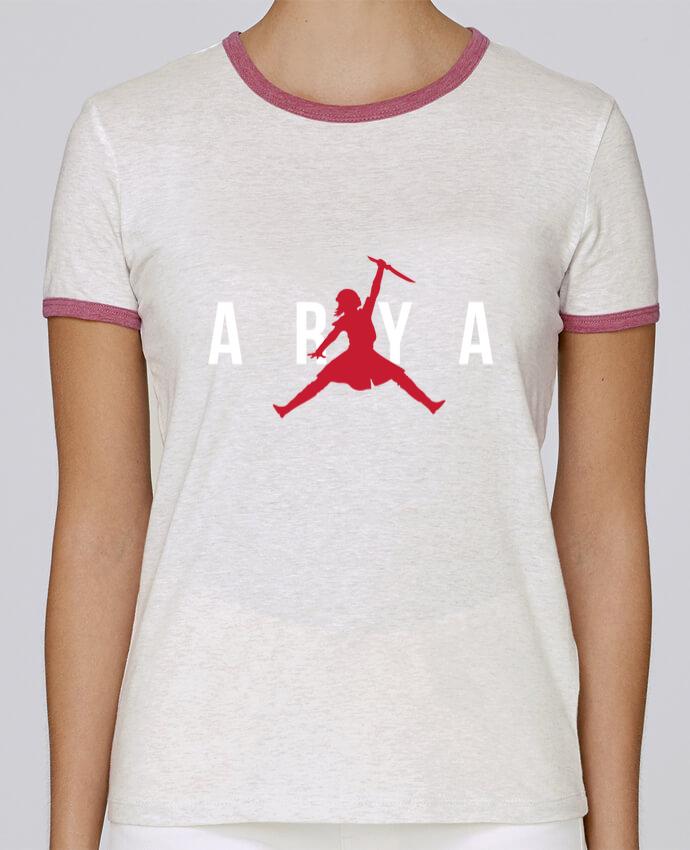 T-shirt Femme Stella Returns Air Jordan ARYA pour femme par tunetoo