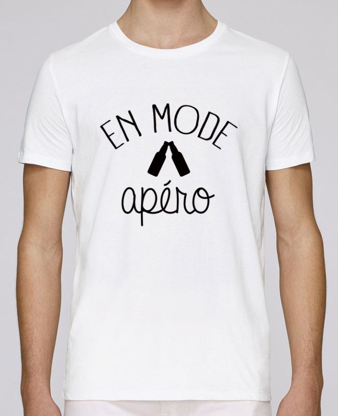 T-Shirt Col Rond Stanley Leads En Mode Apéro par Freeyourshirt.com