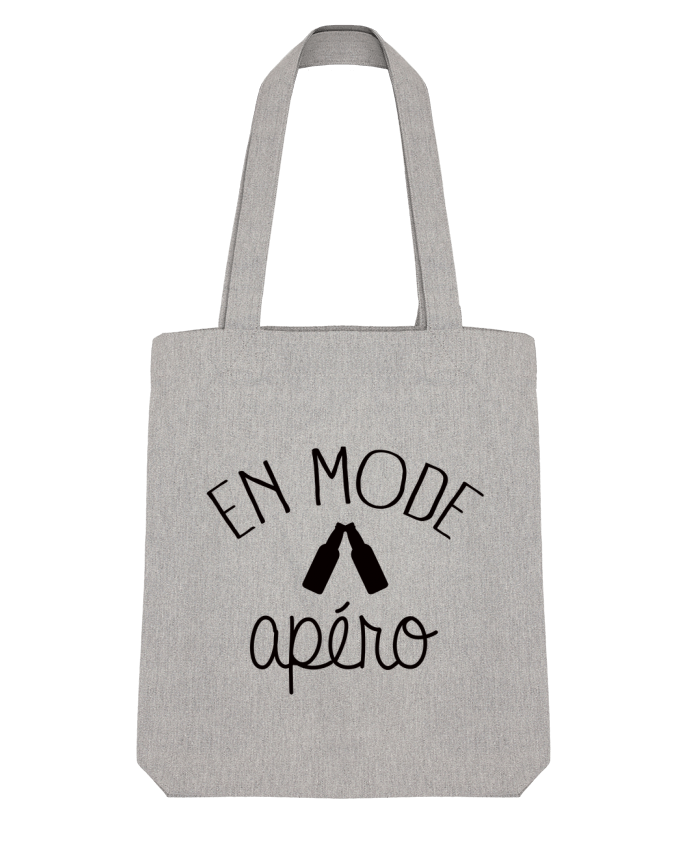 Tote Bag Stanley Stella En Mode Apéro par Freeyourshirt.com