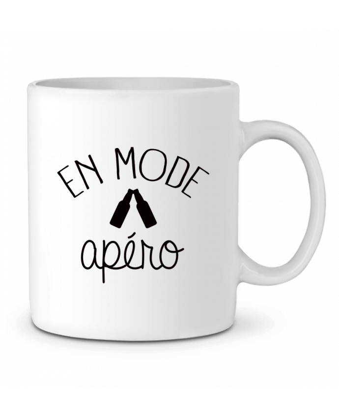 Mug en Céramique En Mode Apéro par Freeyourshirt.com