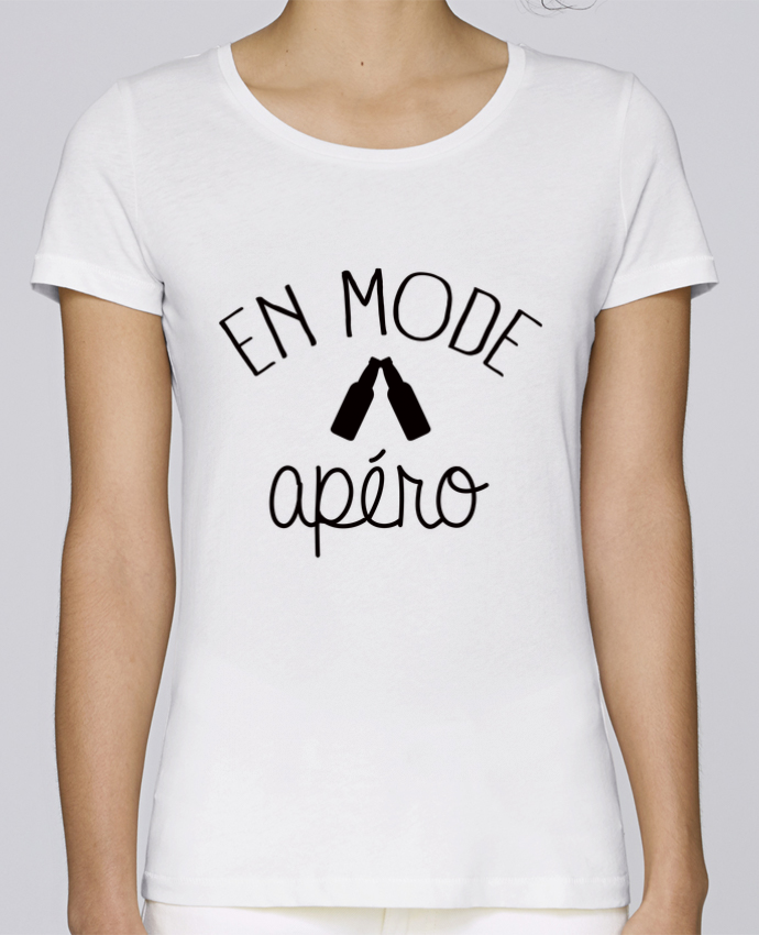 T-shirt Femme Stella Loves En Mode Apéro par Freeyourshirt.com