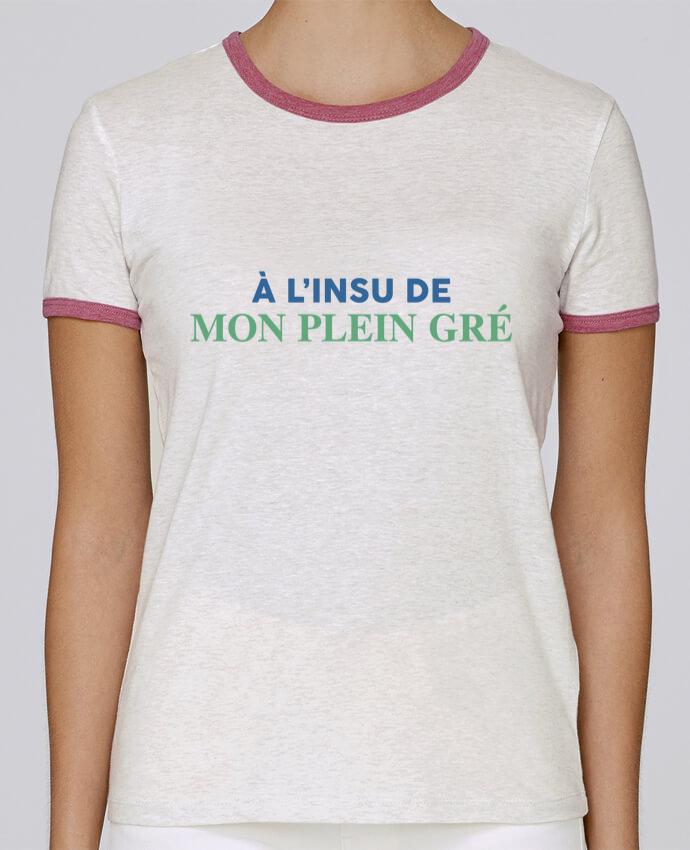 T-shirt Femme Stella Returns A l'insu de mon plein gré pour femme par tunetoo