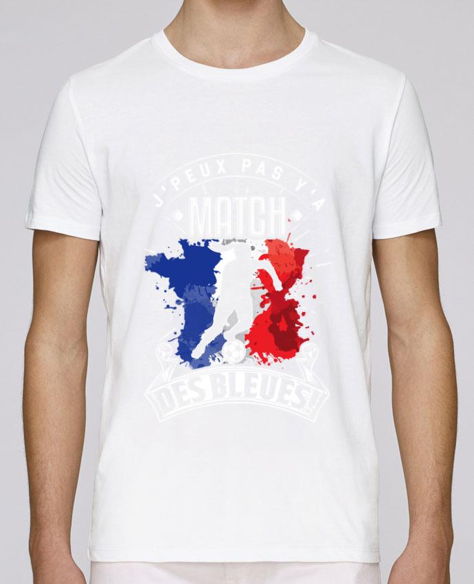 T-Shirt Col Rond Stanley Leads Footballeuse - Equipe de France féminine de football - Coupe du monde - J'peux pas y'a mat