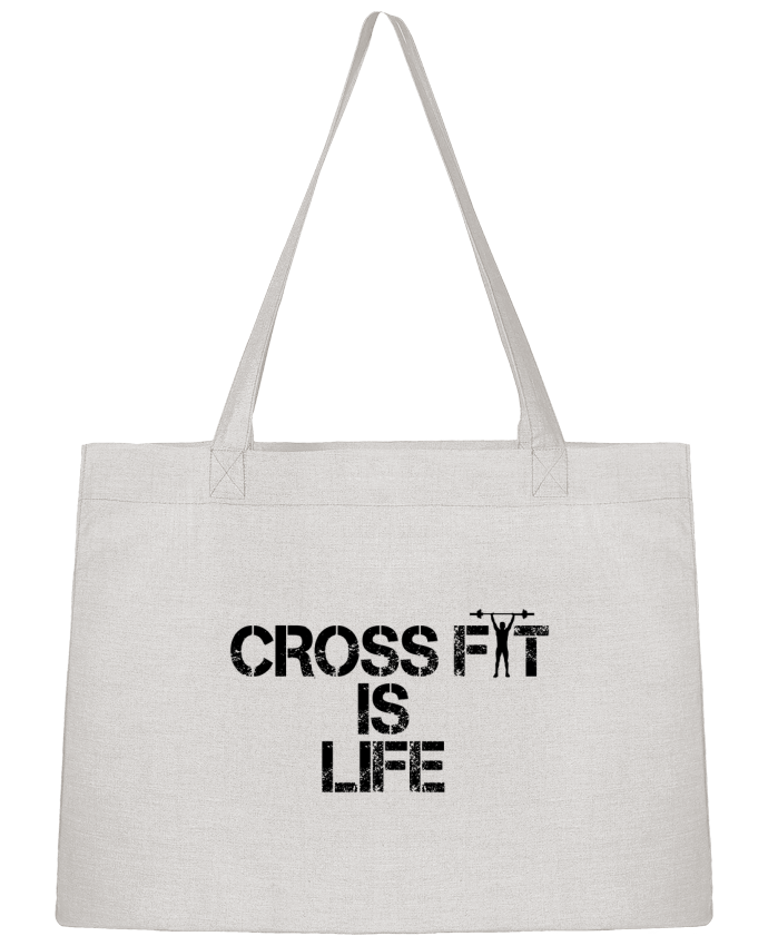 Sac Cabas Shopping Stanley Stella Crossfit is life par tunetoo