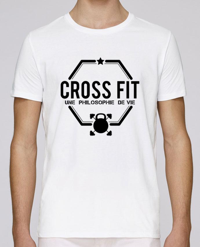 T-Shirt Col Rond Stanley Leads Crossfit une philosophie de vie par tunetoo