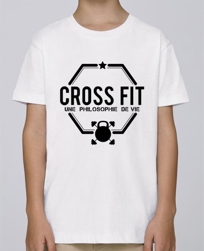 Tee Shirt Garçon Stanley Mini Paint Crossfit une philosophie de vie par tunetoo