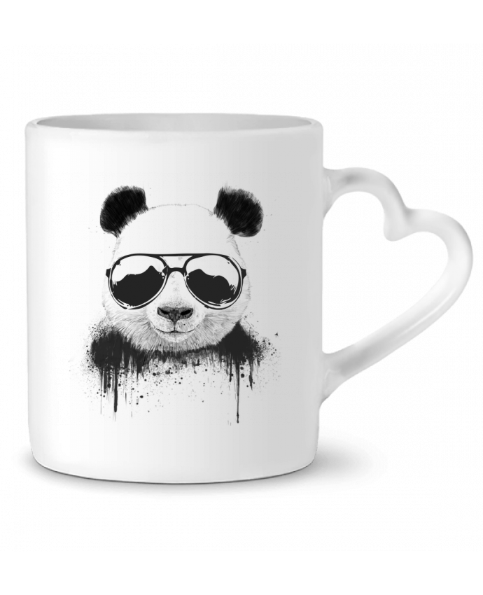 Mug Coeur Stay Cool par Balàzs Solti
