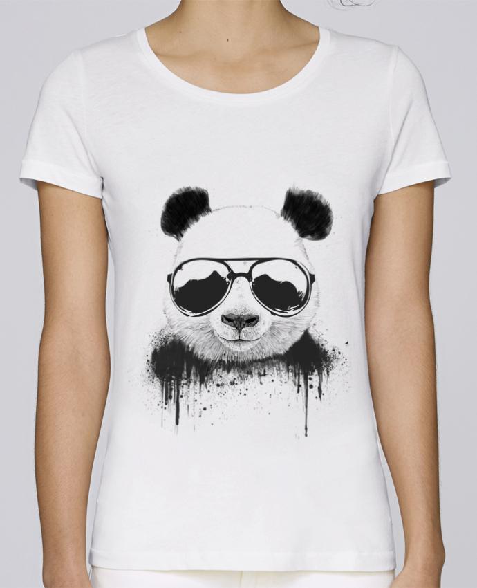 T-shirt Femme Stella Loves Stay Cool par Balàzs Solti