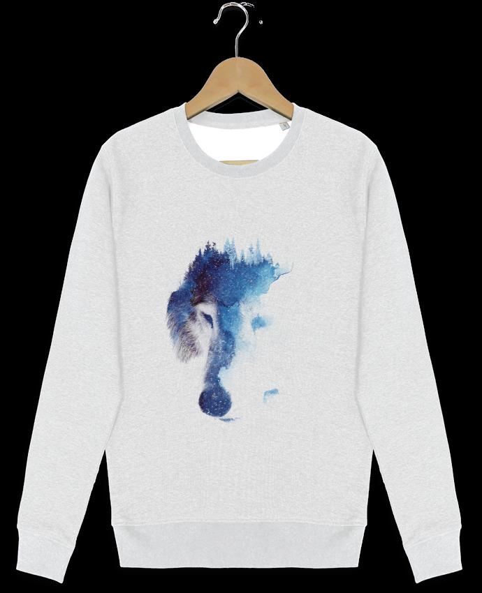 Sweat-shirt Stanley stella modèle seeks Through many storms par robertfarkas