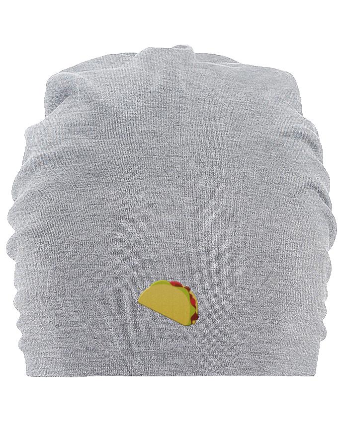 Bonnet oversize en coton Hemsedal Mexican taco par tunetoo