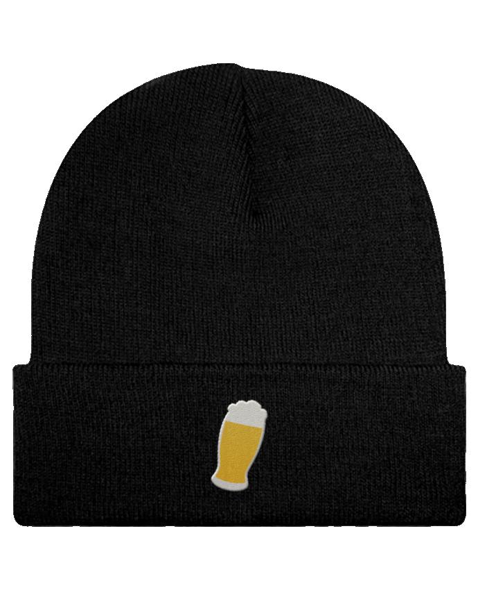 Bonnet Beanie à Revers Beer par tunetoo