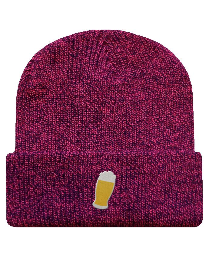 Bonnet Revers Beanie Héritage Beer par tunetoo