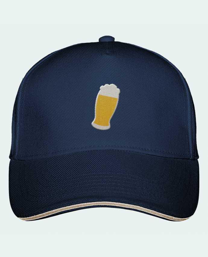 Casquette 5 Panneaux Ultimate Beer par tunetoo