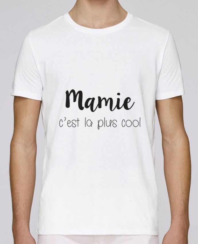 T-Shirt Col Rond Stanley Leads Mamie c'est la plus cool par Mila-choux