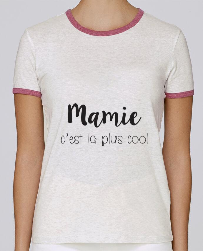 T-shirt Femme Stella Returns Mamie c'est la plus cool pour femme par Mila-choux
