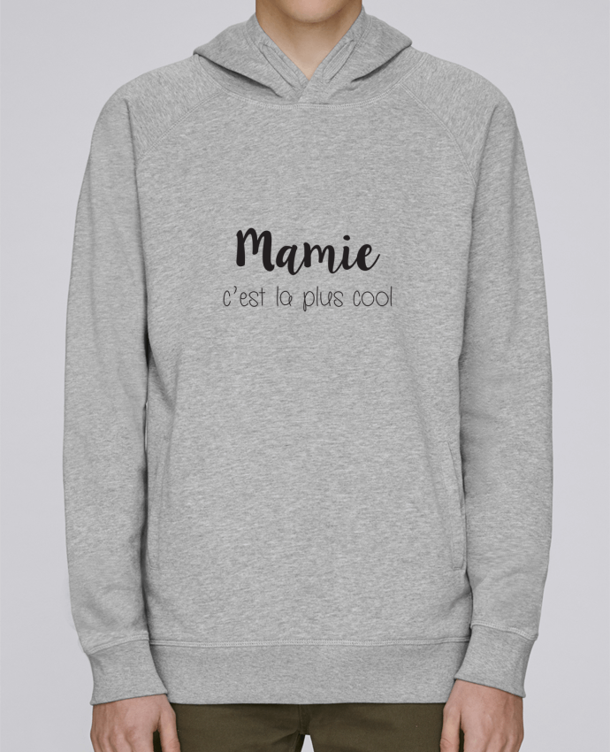 Sweat Capuche Homme Stanley Base Mamie c