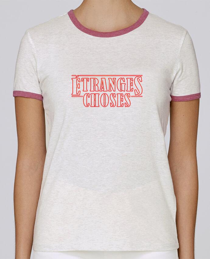 T-shirt Femme Stella Returns Etranges choses pour femme par Ruuud