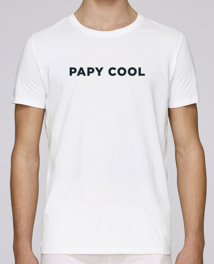 T-Shirt Col Rond Stanley Leads Papy cool par Ruuud