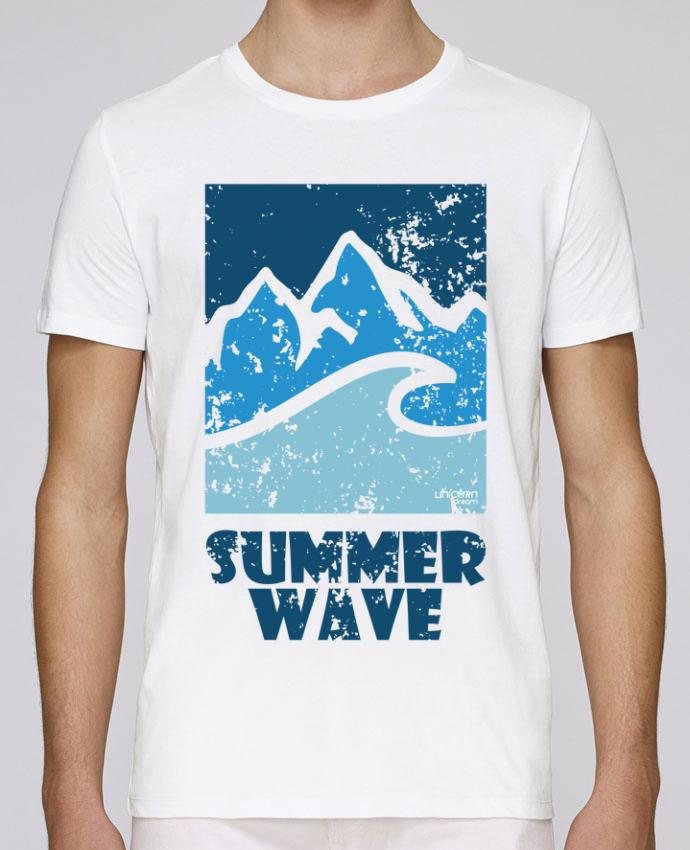T-Shirt Col Rond Stanley Leads SummerWAVE-02 par Marie