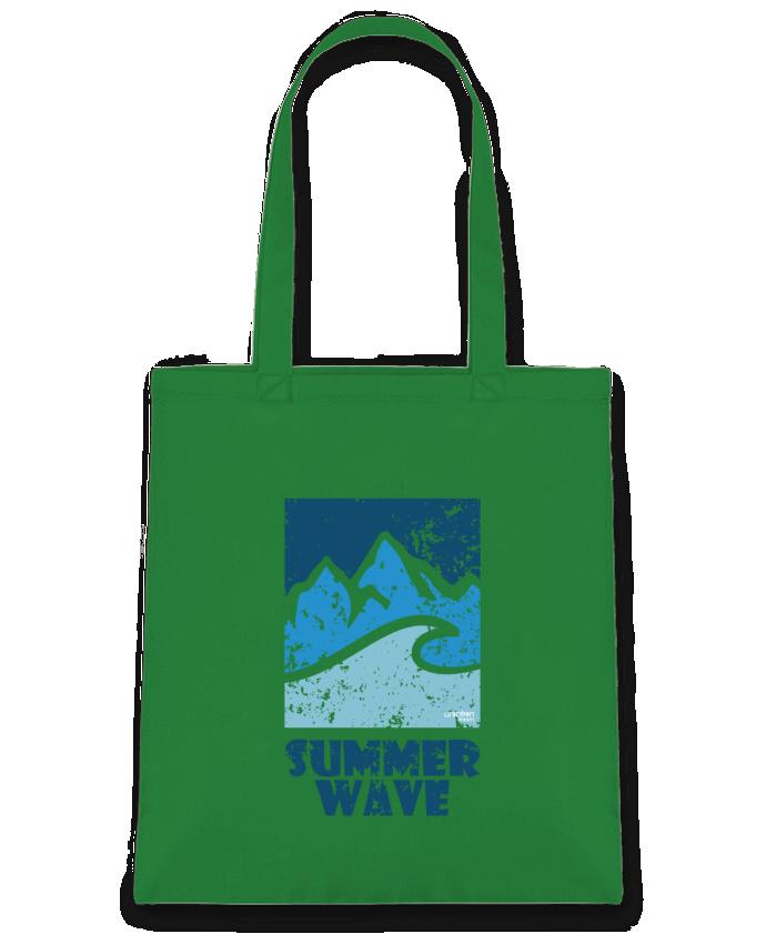 Tote-bag SummerWAVE-02 par Marie