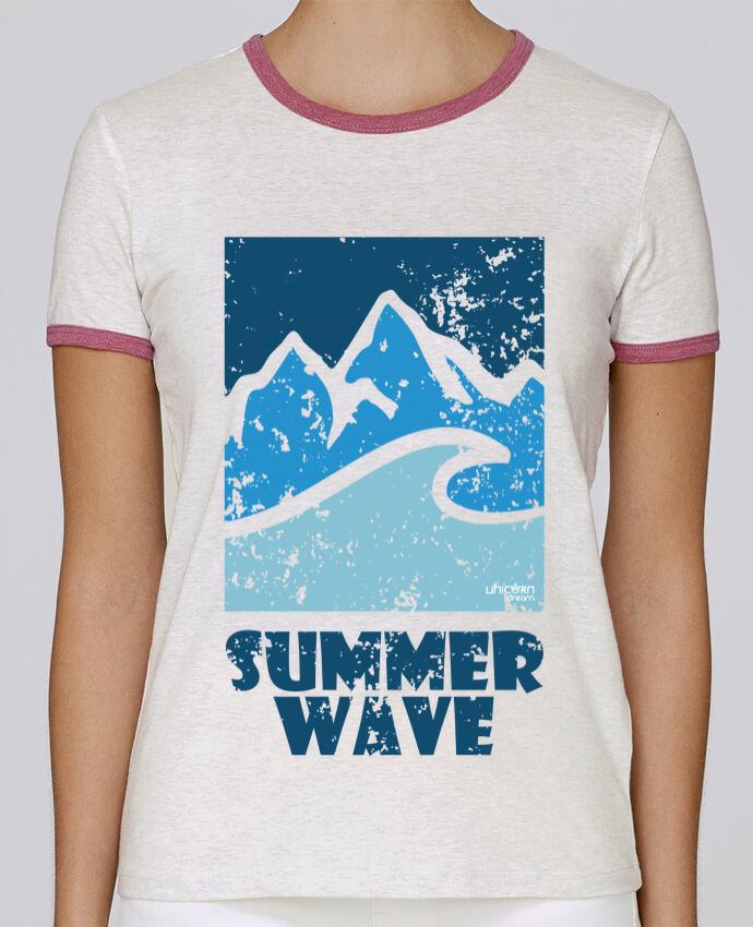 T-shirt Femme Stella Returns SummerWAVE-02 pour femme par Marie