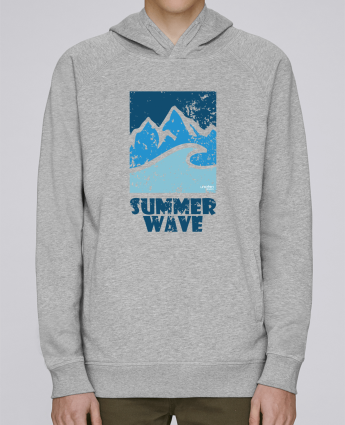 Sweat Capuche Homme Stanley Base SummerWAVE-02 par Marie
