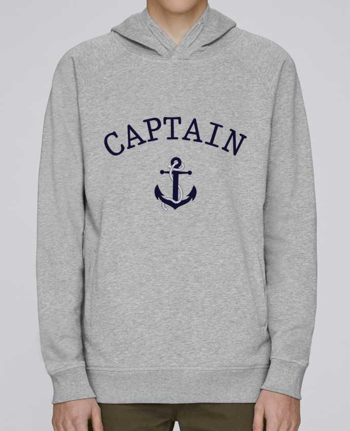Sweat Capuche Homme Stanley Base Capitain and first mate par tunetoo