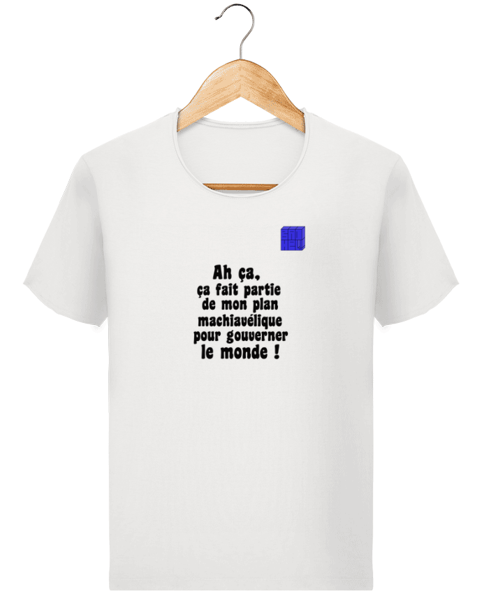 T-shirt Homme Stanley Imagines Vintage Plan