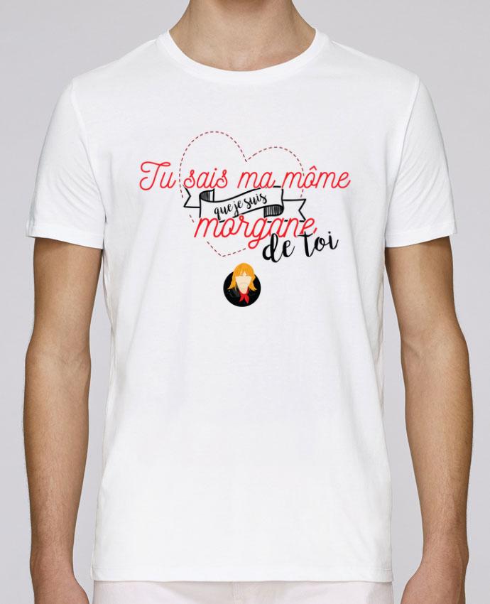 T-Shirt Col Rond Stanley Leads RENAUD MORGANE DE TOI par PTIT MYTHO