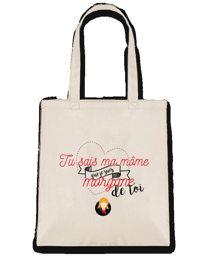 Sac en Toile Coton RENAUD MORGANE DE TOI par PTIT MYTHO