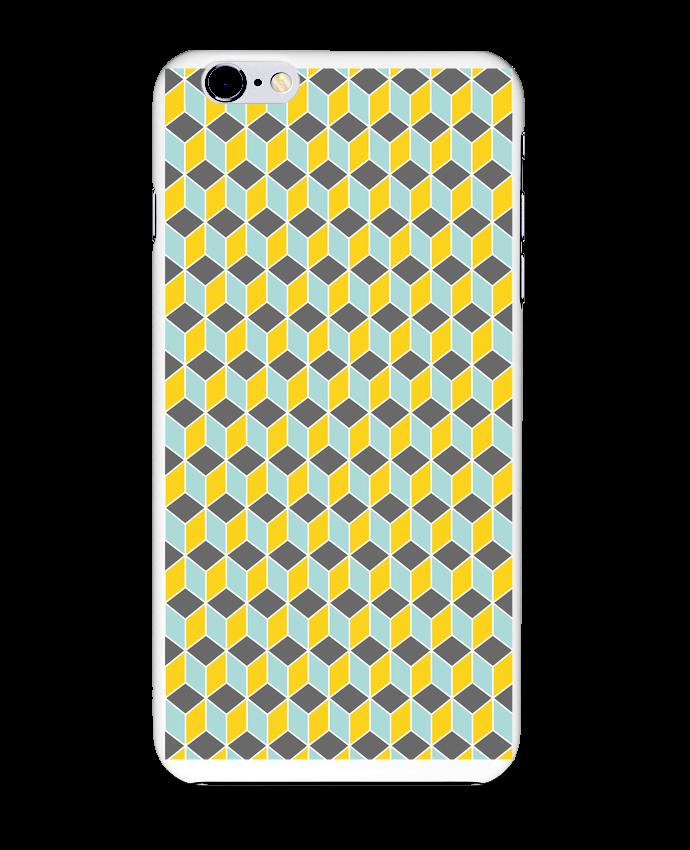 Coque 3D Iphone 6+ Scandinave de tunetoo