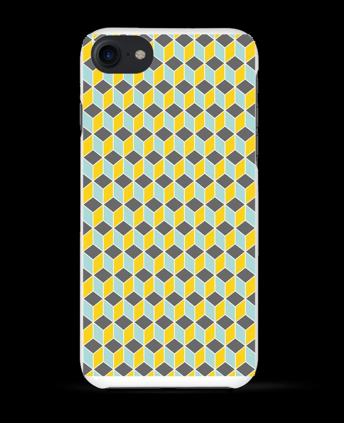 Coque 3D Iphone 7 Scandinave de tunetoo