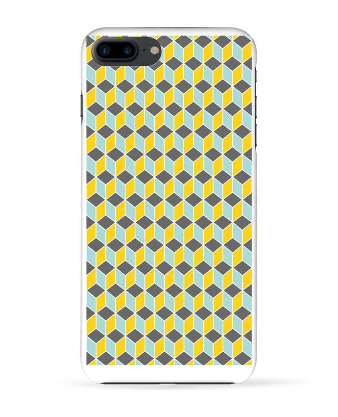 Coque 3D Iphone 7+ Scandinave par tunetoo