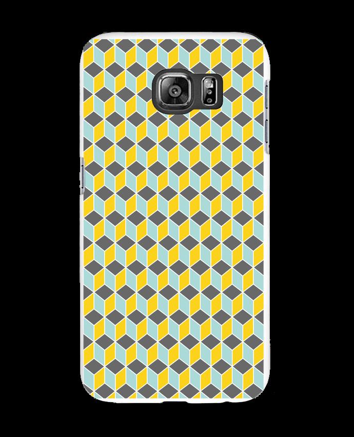 Coque 3D Samsung Galaxy S6 Scandinave - tunetoo